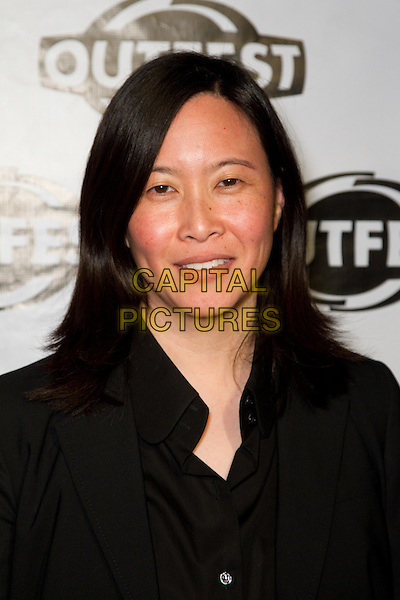 KIM YUTANI.Arrivals to a Screening of The People I've Slept With, presented by Outfest as part of Fusion: the Los Angeles LGBT People of Color Film Festival, Hollywood, CA, USA, March 13th, 2010. .portrait headshot black .CAP/CEL .©CelPh/Capital Pictures