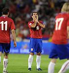 FUDBAL, BEOGRAD, 06.06.2009. -   Reprezentativac Srbije Dejan Stankovic (10). Fudbalska reprezentacija Srbije u 6. kolu kvalifikacija za Svetsko prvenstvo 2010. godine u Juznoj Africi pobedila je Austriju rezultatom 1:0. Foto: Nenad Negovanovic - Sportska centrala