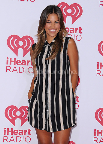LAS VEGAS, NV - SEPTEMBER 19:  Liz Hernandez at the 2014 iHeartRadio Music Festival at the MGM Grand Garden Arena on September 19, 2014 in Las Vegas, Nevada. PGSK/MediaPunch