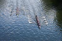 Eight Man Crew Races, Team Rowing, Windermere Cup 2017, Mountlake Cut, Lake Washington, Seattle, WA, USA.