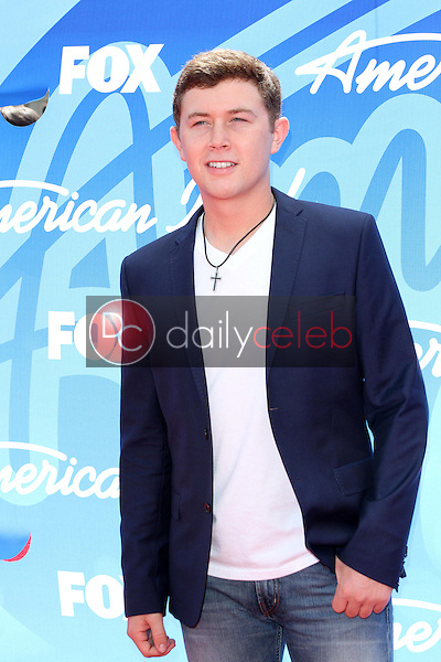 Scotty McCreery<br /> at the American Idol Season 12 Finale Arrivals, Nokia Theater, Los Angeles, CA 05-16-13<br /> David Edwards/DailyCeleb.Com 818-249-4998
