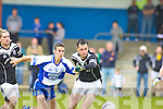 CASTLEISLAND DESMONDS 1-14.ARDFERT 1-12 DESMONDS turned on the style in the third quarter and in the process.overturned a five point deficit to go two points in front. This paved the.way for an important victory in this vital Division One relegation battle.at Castleisland on Sunday.