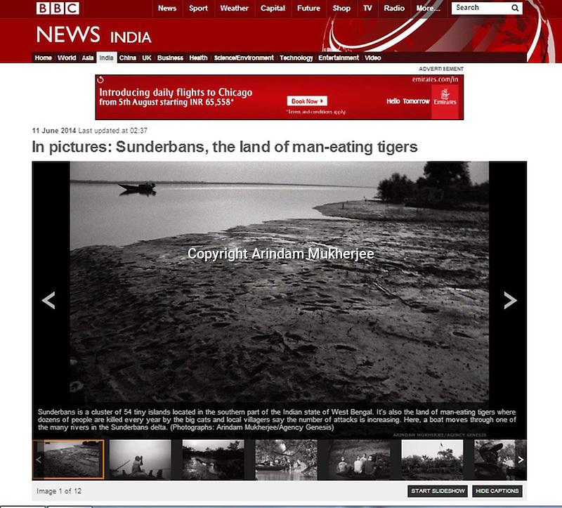 Sunderbans in BBC
