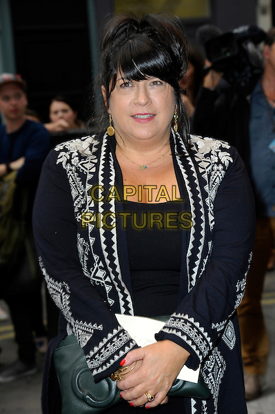 LONDON, ENGLAND - JULY 08: E L James attends the &quot;The Curious Incident of the Dog in the Night Time&quot; media night, Gielgud Theatre, Shaftesbury Avenue, on Tuesday July 08, 2014 in London, England, UK. <br /> CAP/CJ<br /> &copy;Chris Joseph/Capital Pictures