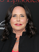 HOLLYWOOD, LOS ANGELES, CA, USA - MAY 31: I. Marlene King at the 'Pretty Little Liars' 100th Episode Celebration held at W Hotel Hollywood on May 31, 2014 in Hollywood, Los Angeles, California, United States. (Photo by Xavier Collin/Celebrity Monitor)