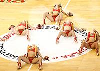Spain's cheerleaders during friendly match.July 24,2012. (ALTERPHOTOS/Acero) /NortePhoto.com<br /> **CREDITO*OBLIGATORIO** *No*Venta*A*Terceros*<br /> *No*Sale*So*third* ***No*Se*Permite*Hacer Archivo***No*Sale*So*third*©Imagenes*con derechos*de*autor©todos*reservados*.
