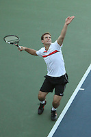 STANFORD, CA - NOVEMBER 16:  Paul Morrissey of the Stanford Cardinal during photo day on November 16, 2009 at the Taube Family Tennis Stadium in Stanford, California.