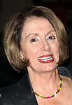 """Nancy Pelosi arriving for he Opening Night Performance of the Broadway Musical """"RAGTIME"""" at The Neil Simon Theatre in New York City.<br />November 15, 2009"""