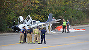 Plane Crash in Fayetteville