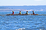 Port Townsend, Rat Island Regatta, rowers, racing, Sound Rowers, Rat Island Rowing Club, Puget Sound, Olympic Peninsula, Washington State, water sports, rowing, competition,