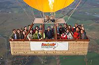 20160831 August 31 Hot Air Balloon Gold Coast