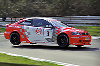 2002 British Touring Car Championship. #3 James Thompson (GBR). Vauxhall Motorsport. Vauxhall Astra Coupé.