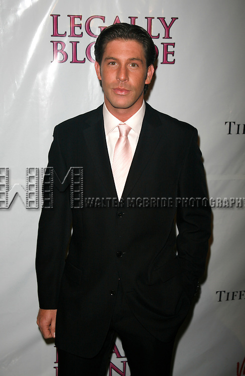 Richarh H. Blake.attending the Opening Night after party for LEGALLY BLONDE - The Musical at Cipriani 42nd Street in New York City..April 29, 2007.© Walter McBride /