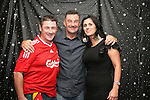 Robbie Tiernan and Catherine Donegan with John Aldridge in The Riverhouse, Marsh Road...Photo NEWSFILE/Jenny Matthews.(Photo credit should read Jenny Matthews/NEWSFILE)....This Picture has been sent you under the condtions enclosed by:.Newsfile Ltd..The Studio,.Millmount Abbey,.Drogheda,.Co Meath..Ireland..Tel: +353(0)41-9871240.Fax: +353(0)41-9871260.GSM: +353(0)86-2500958.email: pictures@newsfile.ie.www.newsfile.ie.FTP: 193.120.102.198.