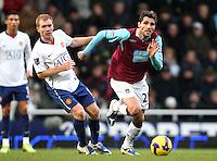 West Ham Utd v Manchester Utd 08-Feb-2009