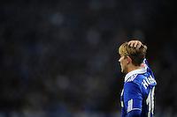 FUSSBALL   1. BUNDESLIGA   SAISON 2011/2012    15. SPIELTAG FC Schalke 04 - FC Augsburg            04.12.2011 Lewis Holtby (FC Schalke 04)