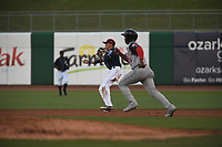 NWA Democrat-Gazette/J.T. WAMPLER Image from the NWA Naturals game against the Arkansas Travelers Monday May 14, 2018 at Arvest Ballpark in Springdale.