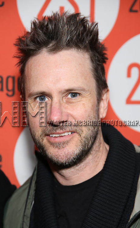 Josh Hamilton attends the Off-Broadway Opening Night performance of 'Man From Nebraska' at the Second StageTheatre on February 15, 2017 in New York City.