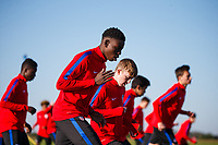 USMNT U-18 Training, January 4, 2018