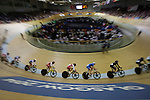 Mcc0055084 . Daily Telegraph<br /> <br /> The Women's 10km Scratch Race on Day Three of the 2014 Commonwealth Games in Glasgow .<br /> <br /> 26 July 2014