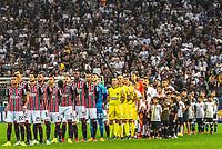 São Paulo (SP), 17/02/2019 - Futebol / Corinthians - São Paulo - Equipe do São Paulo durante partida contra o Corinthians em jogo válido pela 7ª rodada do Campeonato Paulista 2019 na Arena Corinthians em São Paulo, neste domingo, 17. (Foto: Anderson Lira / Brazil Photo Press)