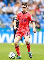 Real Sociedad's Aritz Elustondo during La Liga match. September 10,2017.  *** Local Caption *** © pixathlon<br /> Contact: +49-40-22 63 02 60 , info@pixathlon.de