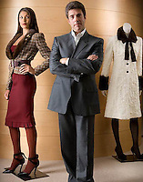 Slug: AH/Peter Marx.Date: 08-03-2006.Photographer: Mark Finkenstaedt FTWP.Location:  Saks Jandel, Chevy Chase.Caption:  Saks Jandel's Peter Marx. President & CEO