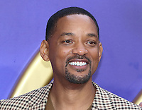 Will Smith at the Aladdin European Gala Screening at the Odeon Luxe Leicester Square, London on May 9th 2019<br /> CAP/ROS<br /> ©ROS/Capital Pictures