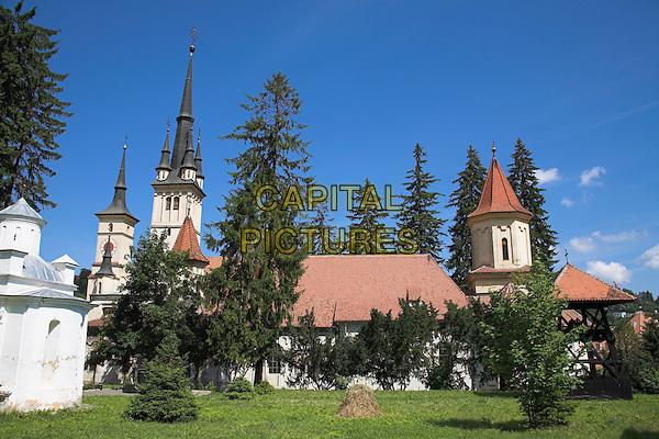 Saint Nicholas Orthodox Cathedral, St Nicolae Din Scheii, Piata Unirii, Brasov, Transylvania, Romania