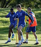 08.08.18 Rangers training: Josh Windass