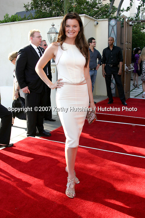 Heather Tom.SoapNet's Night Before Party 2007.Boulevard3.Los Angeles, CA.June 14, 2007.©2007 Kathy Hutchins / Hutchins Photo....