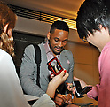 Will Smith, Willow Smith, Tokyo, Japan, May 7, 2012 : Actor Will Smith arrives at Haneda Airport in Tokyo, Japan on May 7, 2012.