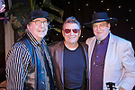 Blues-A-Palooza 2016 featured a lively jam session by famed Blues guitarists Billy Hector, Sonny Kenn and Bob Lanza. The fundraiser for the Jersey Shore Jazz and Blues Foundation took place in McLoone's Supper Club on the boardwalk in Asbury Park, NJ, before a sold-out audience.
