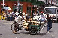 Going to Market, Santo Domingo, Dominican Republic