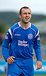 St Johnstone FC.... Season 2010-11.Dave Mackay.Picture by Graeme Hart..Copyright Perthshire Picture Agency.Tel: 01738 623350  Mobile: 07990 594431