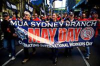 May Day Sydney 2014
