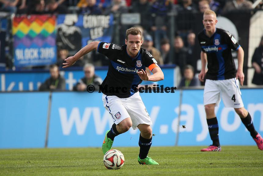 Manuel Konrad (FSV) - FSV Frankfurt vs. SV Darmstadt 98, Frankfurter Volksbank Stadion