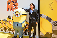 Heitor Pereira at the world premiere for &quot;Despicable Me 3&quot; at the Shrine Auditorium, Los Angeles, USA 24 June  2017<br /> Picture: Paul Smith/Featureflash/SilverHub 0208 004 5359 sales@silverhubmedia.com