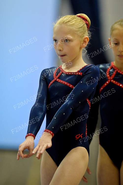 5.05.2012 Gymnastics TeamGym  British Championships  from Gloucester.