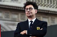 Milano 04/09/2019 Piazza Duomo 90 years of Scuderia Ferrari . 90 Anni di Emozioni <br /> Photo Daniele Buffa/Image Sport / Insidefoto <br /> Mattia Binotto