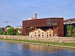 Siedziba Cricoteki i Muzeum Tadeusza Kantora w Krakowie.