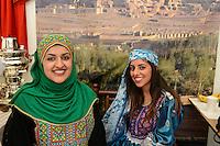 BMZ Tag der offenen Tür 2015, Stand Botschaft Afghanistan