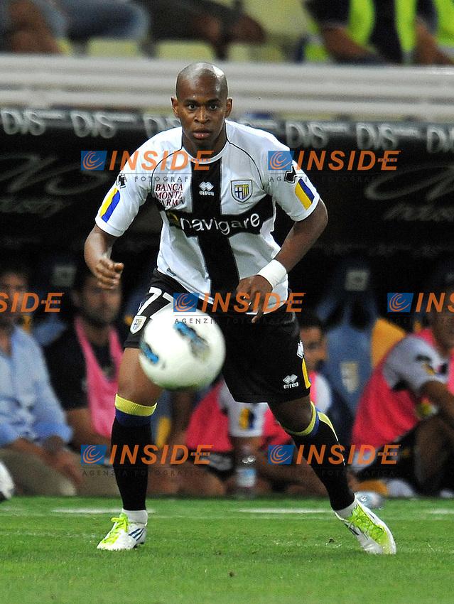 "ZE EDUARDO.Parma 12/8/2011 Stadio ""Tardini"".Gara amichevole .Football Calcio Parma Vs Levante.Foto Insidefoto Alessandro Sabattini..."