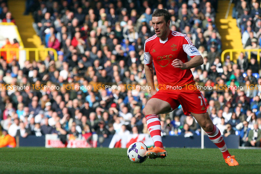 Rickie Lambert of Southampton - Tottenham Hotspur vs Southampton, Barclays Premier League Football at the White Hart Lane Stadium - 23/03/14 - MANDATORY CREDIT: Dave Simpson/TGSPHOTO - Self billing applies where appropriate - 0845 094 6026 - contact@tgsphoto.co.uk - NO UNPAID USE