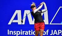 Jodi Ewart Shadow of England, plays her shot from the first tee  during the third round of the ANA Inspiration at the Mission Hills Country Club in Palm Desert, California, USA. 3/31/18.<br /> <br /> Picture: Golffile | Bruce Sherwood<br /> <br /> <br /> All photo usage must carry mandatory copyright credit (&copy; Golffile | Bruce Sherwood)during the second round of the ANA Inspiration at the Mission Hills Country Club in Palm Desert, California, USA. 3/31/18.<br /> <br /> Picture: Golffile | Bruce Sherwood<br /> <br /> <br /> All photo usage must carry mandatory copyright credit (&copy; Golffile | Bruce Sherwood)