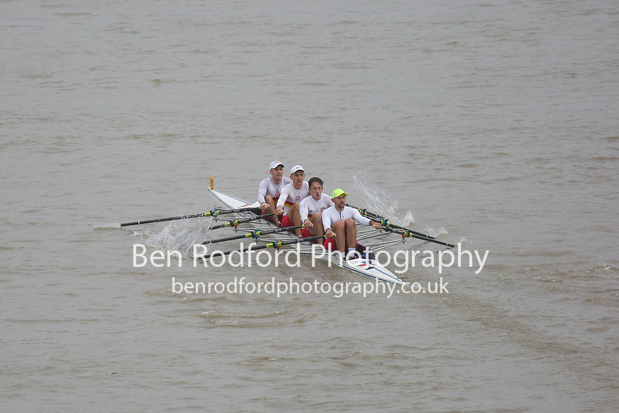 Crew: 1   Tideway Scullers School   B 4x<br /> <br /> Veteran Fours Head 2017<br /> <br /> To purchase this photo, or to see pricing information for Prints and Downloads, click the blue 'Add to Cart' button at the top-right of the page.