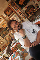 "France/06/Alpes Maritimes/Nice: Marco Folicaldi Restaurant ""La Zuca Magica"""