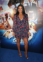 HOLLYWOOD, CA - MAY 5: Jordin Sparks at the Show Dogs film premiere at the TCL Chinese Theatre in Hollywood, California on May 5, 2018. Credit: Faye Sadou/MediaPunch