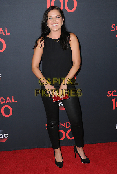 08 April 2017 - West Hollywood, California - Marika Dominczyk. ABC's 'Scandal' 100th Episode Celebration held at Fig &amp; Olive in West Hollywood.   <br /> CAP/ADM/BT<br /> &copy;BT/ADM/Capital Pictures