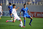 Lokomotiv vs Al Hilal during the 2015 AFC Champions League Group C match on April 01, 2015 at the Lokomotiv Stadium in Tashkent, Uzbekistan. Photo by Anvar Ilyasov / World Sport Group